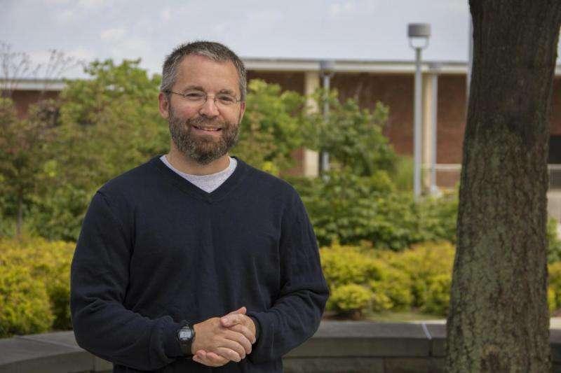 Binghamton University professor fights cancer with hedgehogs