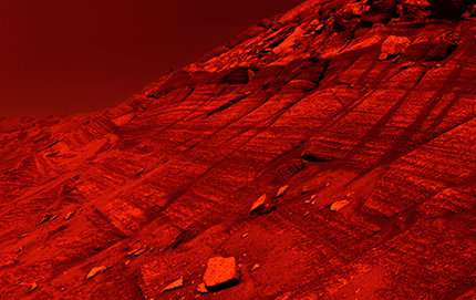 Biologist weighs in on recent findings regarding the potential for life on Mars