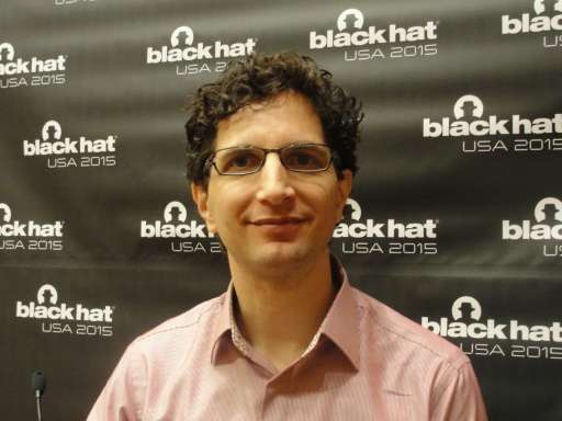 Black Hat founder Jeff Moss told AFP he expects the problem of seizing data from and taking control of devices with wireless Int