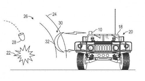 Boeing gets patent for a shockwave attenuation system