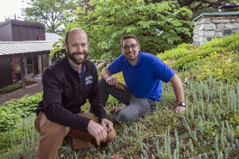 Book on the design, management and function of green roofs highlights UC research