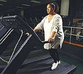 Both high and low intensity exercise benefit weight, waist