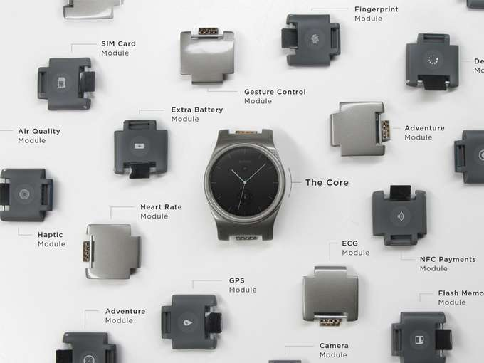 Boxers, bakers, architects: Your watch, your way with BLOCKS