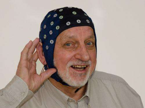 Brain waves indicate listening challenges in older adults