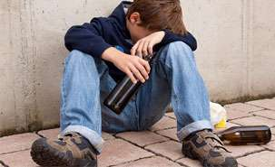 Breaking teens free from substance abuse