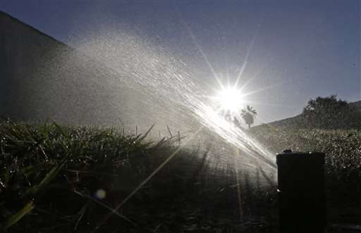California cut water use by 31 percent in July amid drought