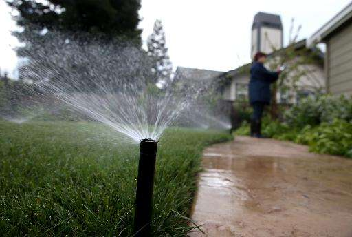 Californian residents were given a mandatory 25 percent reduction in water usage as the US state enters its fourth year of a rec