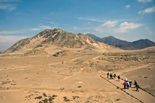 Caral's builders created a city of pyramids, sunken amphitheaters, seismically resilient buildings and underground ducts that ch