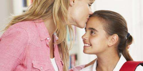 Children feel most positively about mothers who respect their autonomy