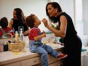 Children of stressed parents may be prone to obesity