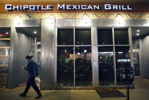 Chipotle: Norovirus likely sickened Boston students