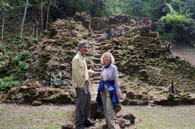 Clues from ancient Maya reveal lasting impact on environment