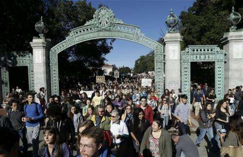 College students report more stress, less time to socialize