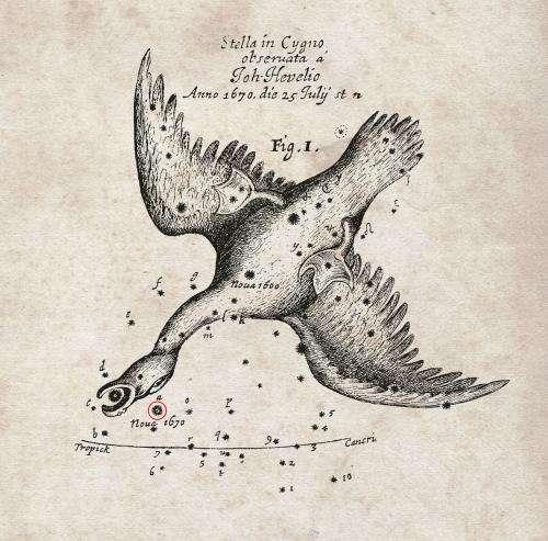 Colliding stars explain enigmatic 17th century explosion