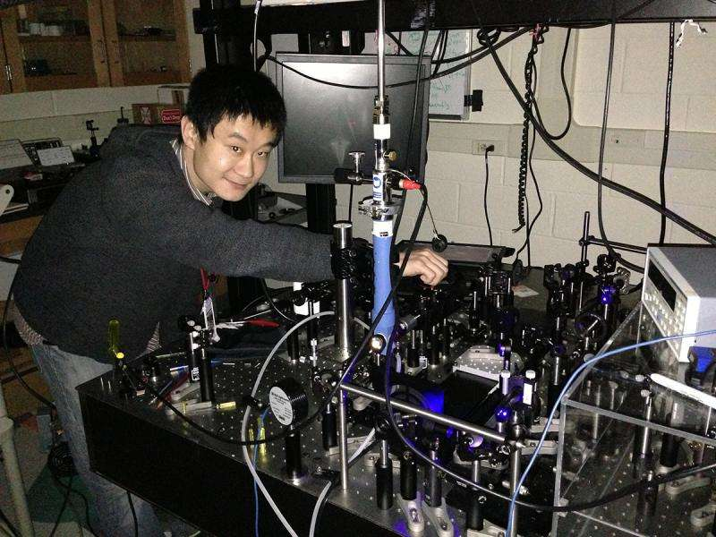 Creativity leads to measuring ultrafast, thin photodetector