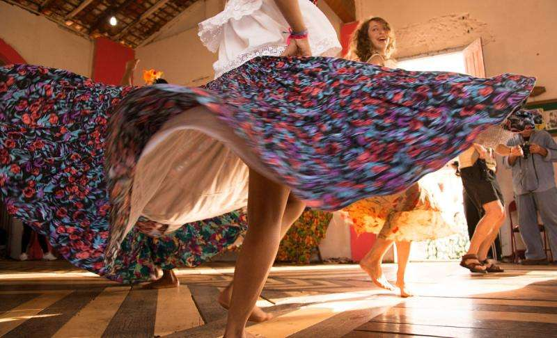 Dancing in time with others raises pain threshold, researchers report
