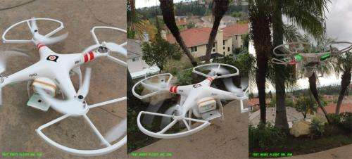 Data-driven audience targeting expands to drone tests in LA