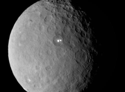 Dawn breaks over distant Ceres ... and perhaps signs of habitability