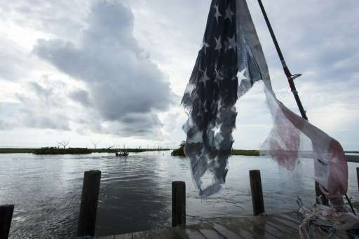 Deep in the bayous of Louisiana, time seems to move more slowly, but not moving slowly enough to save a community of Native Amer