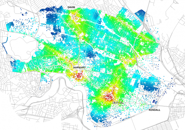 Design center creates free software tool to analyze cities as spatial networks