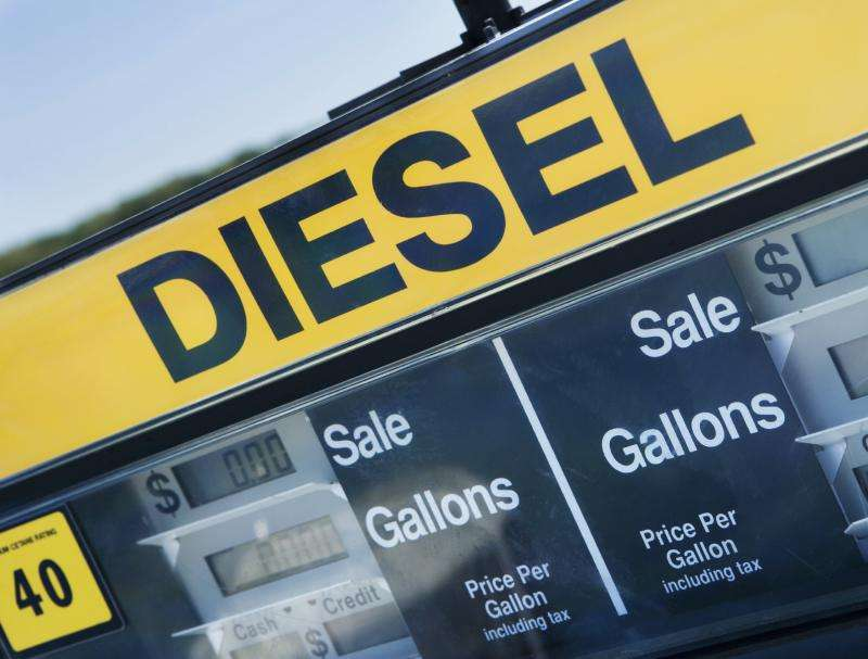 Diesel vehicles save money over a period of years