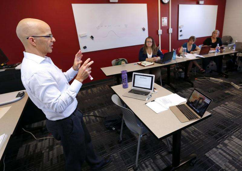 Digital textbook analytics can predict student outcomes, study finds