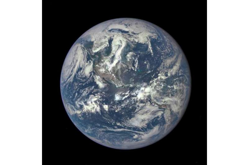 Earth observations show how nitrogen may be detected on exoplanets, aiding search for life