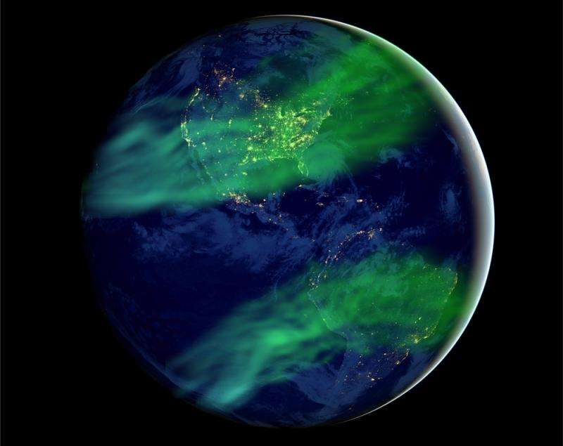 Earth's magnetic field is not about to flip