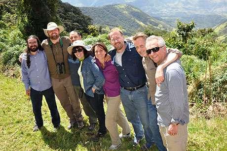 Ecological corridor to preserve Ecuadorian Andes bears
