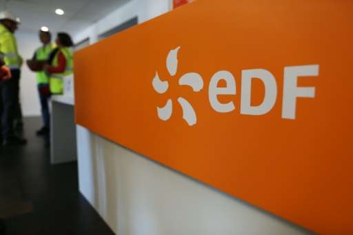 EDF says its own carbon footprint in France is small owing to its 58 nuclear reactors as well as investments in wind and solar p