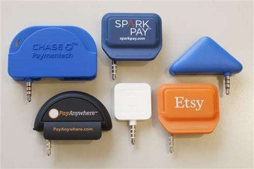 Eight mobile credit card readers, and what they cost