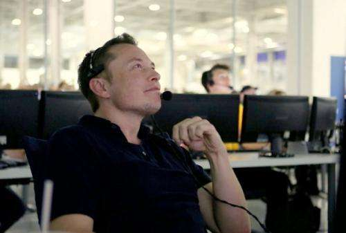 Elon Musk wants to bring the Internet to Mars