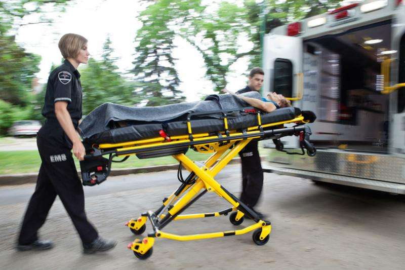 Emergency medicine expert says Paris, San Bernardino demonstrate a need to educate first responders and specialists