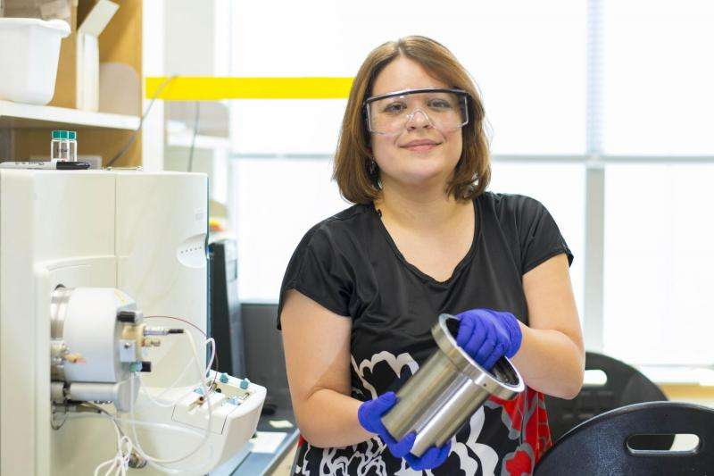 Engines of change: WPI team recovers rare earths from electric and hybrid vehicle motors