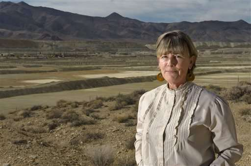 EPA wants toxic Nevada mine on Superfund list