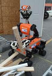 European teams demonstrate progress in emergency response robotics since Fukushima disaster