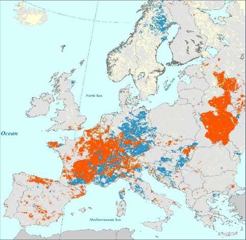 Europe hit by 1 of the worst droughts since 2003