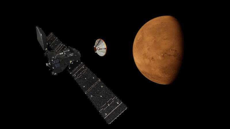 ExoMars 2016 targets March launch window
