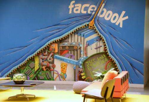 Facebook said it is testing a version of its leading social network tailored for getting jobs done in workplaces instead of tuni