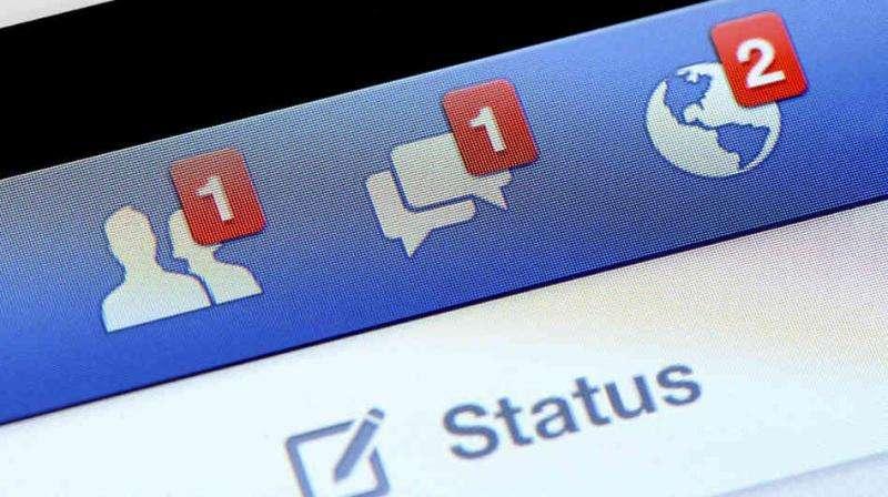 Facebook status updates reveal low self-esteem and narcissism