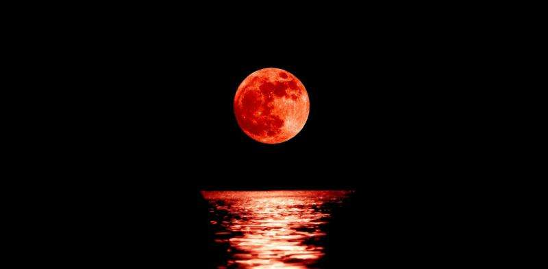 Fact over fiction on the 'apocalyptic' super blood moon