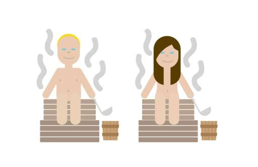 Finland has launched a set of emojis featuring naked sauna-goers, heavy-metal lovers and even an old Nokia handset—all symbols o
