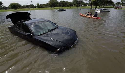 Forget April showers, this May was wettest in US records
