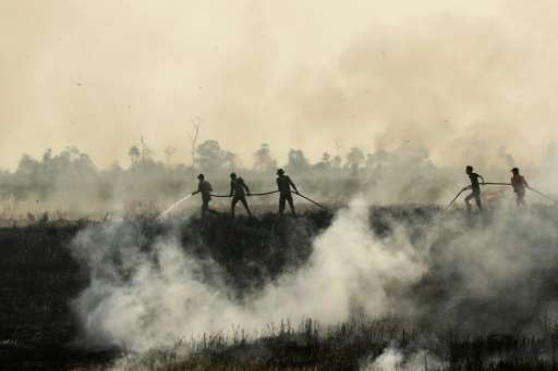 For nearly two months, thousands of fires caused by slash-and-burn farming have suffocated vast expanses of Southeast Asia with
