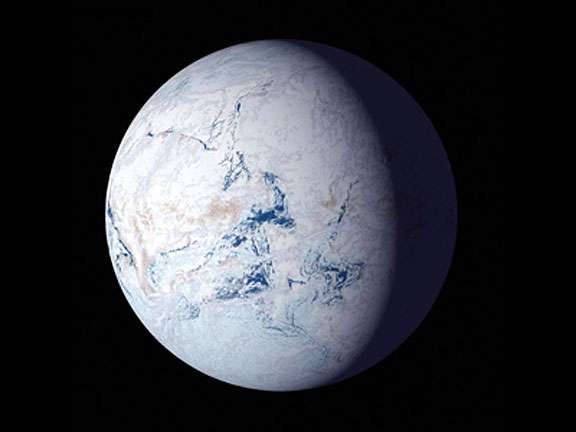 Fossils explain how life coped during snowball Earth