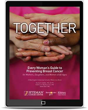 Free e-book offers tips for reducing breast cancer risk