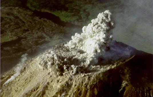 Frictional heat dehydrates magma