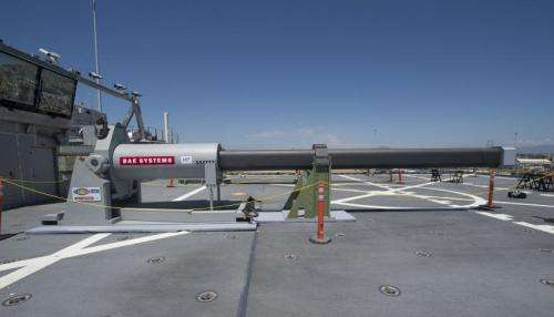 From research to railgun: Revolutionary weapon to debut at Future Force EXPO