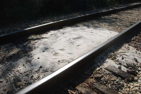Giving freight rail tracks a boost