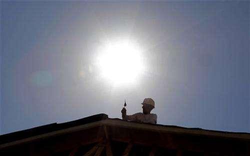GO FIGURE: Figuring the odds of Earth's global hot streak
